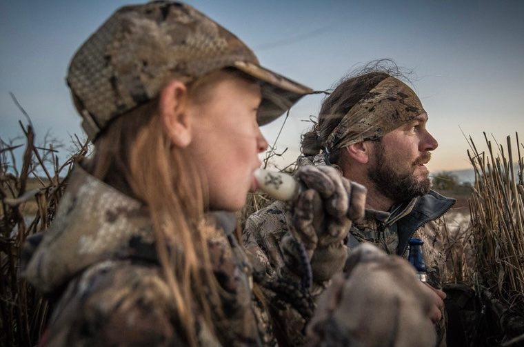 Father Daughter Hunting