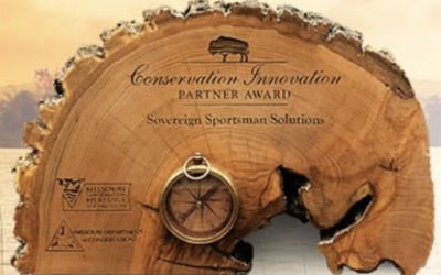 "S3 Awarded ""Conservation Innovation Award"" in Missouri"
