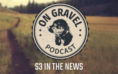 S3 In The News: 'On Gravel' Podcast