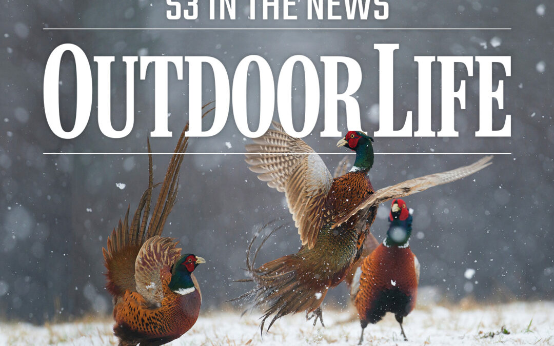 S3 In the News: Outdoor Life